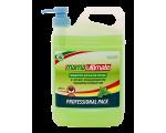 Средство для мытья посуды MAMA Ultimate (зеленый чай) green tea 2000 мл/040778