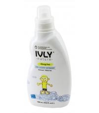 Гипоал. ср-во для стирки детс. белья Baby Laundry Detergent IVLY с экстр.овсяных хлопьев и белого чая 1 л/042406
