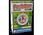 Концентрат для стирки цветного белья POSHONE color (32 стирки) 1КГ  /920042 (R)