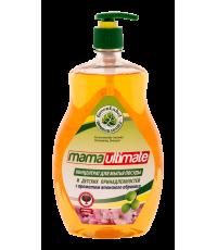 Средство для мытья посуды MAMA Ultimate (японский абрикос) japanese apricot 1000 мл/044677