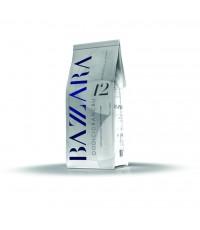 Кофе натуральный жареный в зернах BAZZARA DODICIGRANCRU/250 гр/48 шт/003023