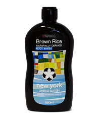 Гель для душа NEW YORK Body Wash /043564