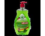 Средство для мытья посуды MAMA Ultimate (зеленый чай) green tea 1000 мл / 049139